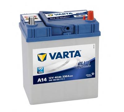 Baterie de pornire 5401260333132 VARTA