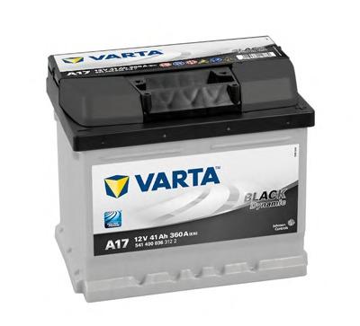 baterie de pornire 5414000363122 VARTA