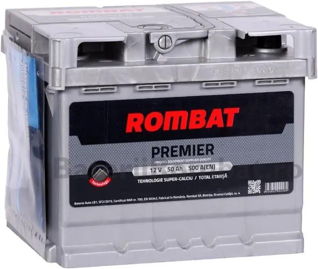 baterie de pornire 5502370050 ROMBAT